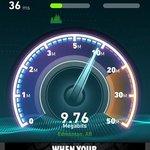 great speed free WiFi
