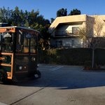Turnaround for Historical SLO Downtown Trolley