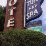 Foto de Turf & Spa Motel