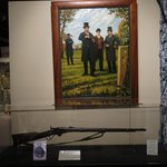 Lincoln's Spencer rifle