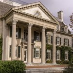 Mansion Entrance