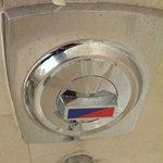 old school faucet