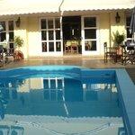 La piscina!!