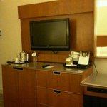TV & Mini Bar