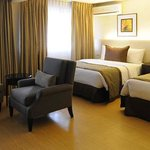 Fully Renovated Suites