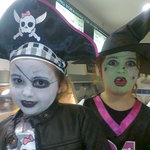 Two very scary customers !!