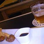 Tapa y cervecita en Ruzanuvol