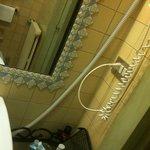 scarico del condizionatore in bagno