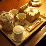 enjoy the tea