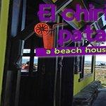 A beach house, a la Patagonia