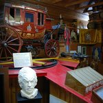 Native American Educational and Cultural Center: artist artefacts collection
