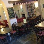 Lounge area At Langstone
