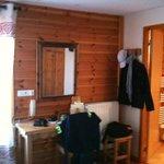 chambre coté bureau