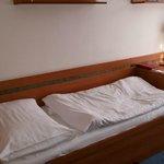 Кровать на одного человека