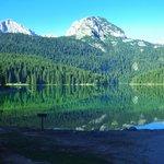 cerno jezero