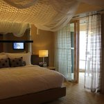 Executive suite honeymoon themed room