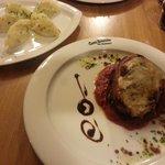 Hauptgericht (Steak war Perfekt Medium!)