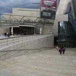 Guggenheim Eingang