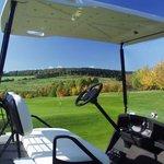Herrliche Golfplätze im Spessart