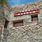 Smoki Museum Entrance