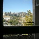 Vista dalla camere e dal terrazzo