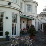 Restaurant/bar terrace