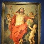 """Peter Paul Rubens """"Le Christ Triomphant de la Mort et du Pêché"""" 1615"""