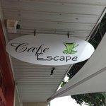 Cafe Escape - The Entrance