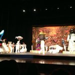 Typical dance from Mexican regions