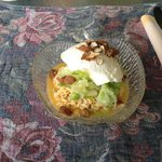 Breakfast - bircher muesli