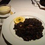 arroz negro con aliolli