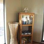 Bookcase Main Lodge