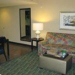 Studio Suite 409 Entrance-Lounge Area - 2013