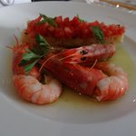 Wonderful prawns