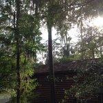 cabaña de Fort Wilderness