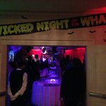 Salem Waterfront Hotel Halloween Party