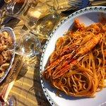 Spaghetti alla Buzara da paura !!!
