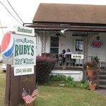 Ruby's Diner, October 2013