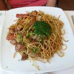 Espaguete Delícia
