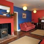 Sitting Area - With Woodburning Stove