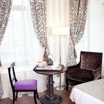 Mercure Arbat Moscow hotel-Privelege room
