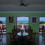 Dining Room/Terrace & panorama