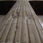 columnas interiores