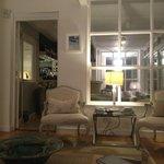 Boskerris Hotel lounge