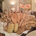World's best bread basket