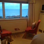 View over Carbis Bay from Room 4