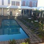Pleasant pool