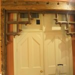 beautiful door frame in room