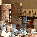 Zuka Lodge Lounge