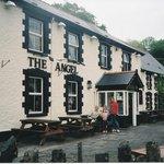 The Angel Inn at Glynneath